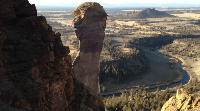 Smith Rock – Misery Ridge